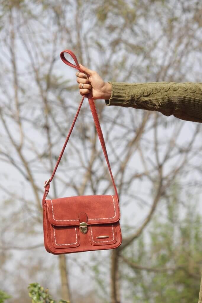 David Jones Hand Bag