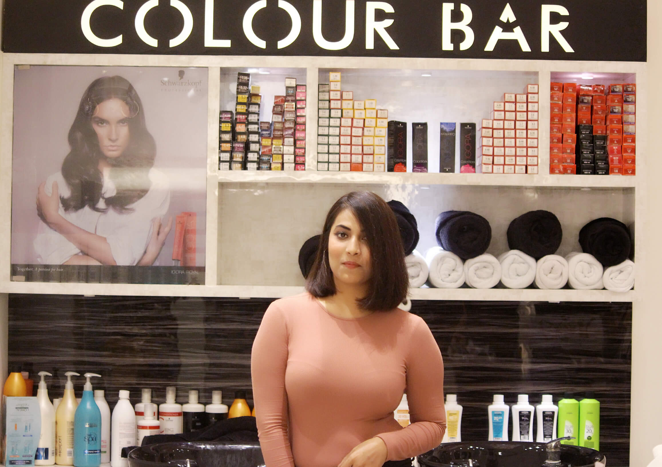 shrizan hair look kirti jotwani
